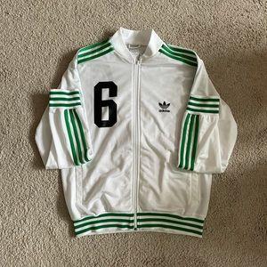 OG Adidas Orig Franz Beckenbauer Track Jkt Ltd M